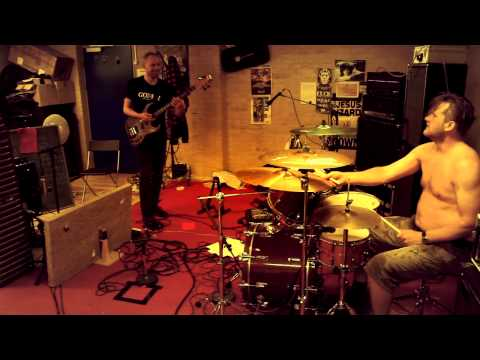 FOSSILS recording session - Critical Mass...