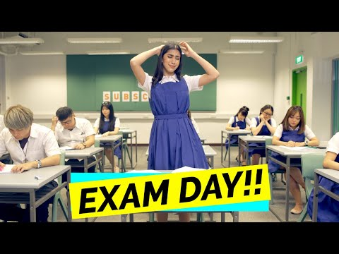 13 Types of Students on Exam Day from YouTube · Duration:  16 minutes 10 seconds