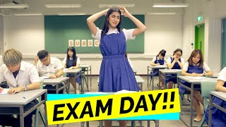 13 Types Of Students On Exam Day