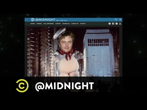 The AA-Team - Mary Poppins Was Stabbed in a Prison Riot - @midnight with Chris Hardwick