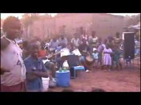 African, Mali music, Issa BAMBA en live à BAMAKO !