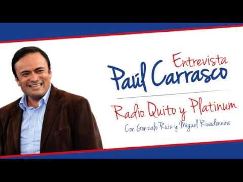 Entrevista - Radio Quito y Platinum