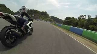 2016 8/11幸田サーキットにて開催されたマイバイク・マイペース走行...