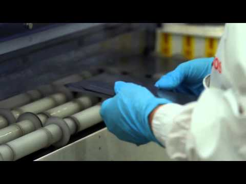 Bosch Solar: How it Made (PV Modules)