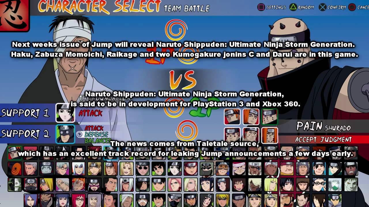 Naruto Shippuden: Ulti...