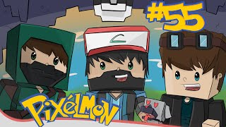Minecraft: Pixelmon Mod SMP - YOU SCREAM! - Ep. 55