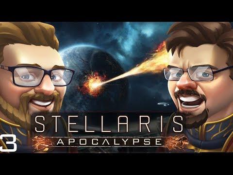 Stellaris: Apocalypse - Orcs vs. Dwarves - Episode #3