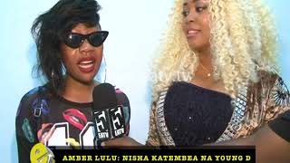 vuclip ENEWS - AMBAR LULU NISHA KATEMBEA NA YOUNG D