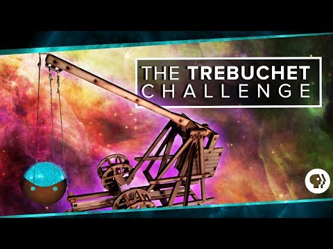 The Trebuchet Challenge | Space Time