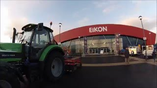Eikon Exhibition Centre - Spring Machinery Show - Hunter Kane & Son (HD)