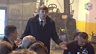 Мы мужики! Липецкие фермеры и Василий Мельниченко