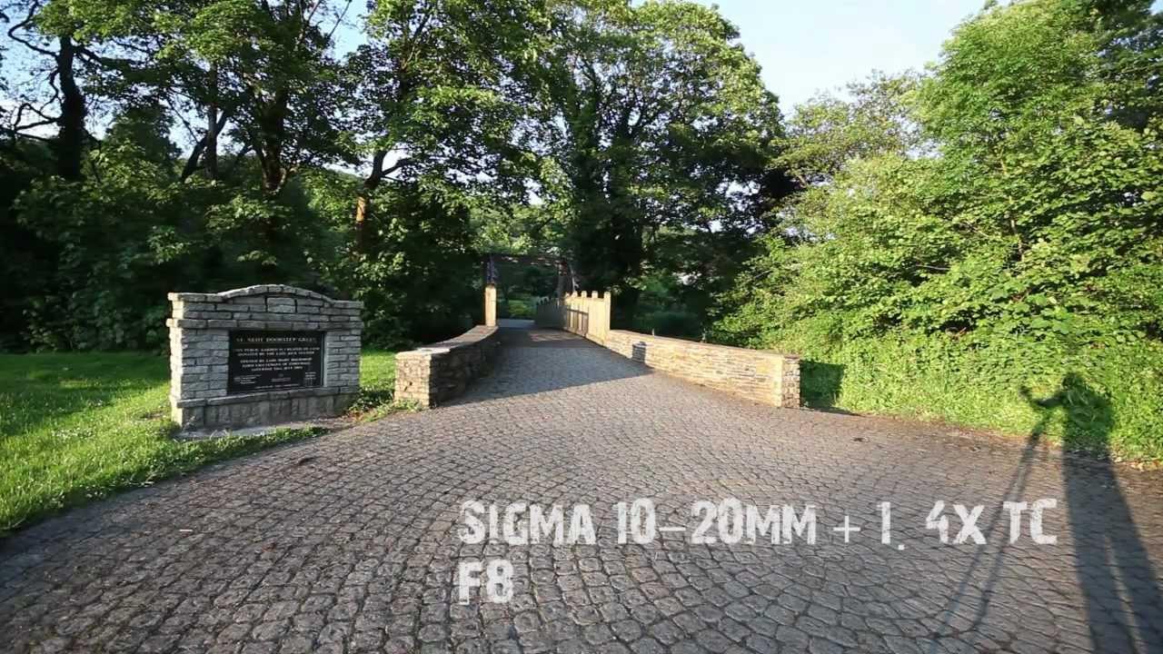 Full Frame 5d Mark2 With Sigma Ef S Uwa 10 20mm Ex Dc 14x Tc Vs
