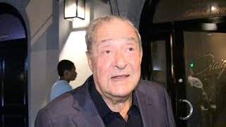 BOB ARUM G-CHECKS MANNY PACQUIAO & REFUSES TO LET HIM OUT OF CONTRACT