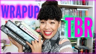DECEMBER WRAPUP & TBR 2016 + GIVEAWAY WINNER!