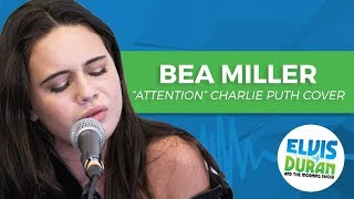 """Bea Miller - """"Attention"""" Charlie Puth Acoustic Cover 