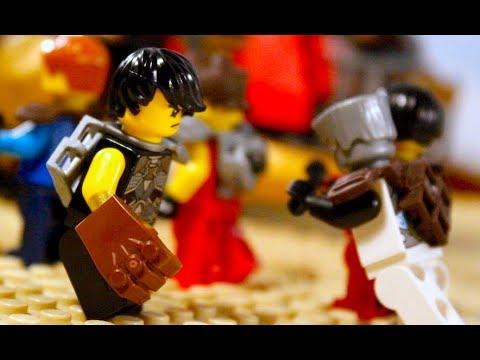 LEGO NINJAGO: The Twilight Sands | Episode V - The Final Artifact!!!
