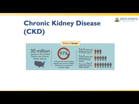 ABCs Of Kidney Disease | Causes And Stages Of Chronic Kidney Disease (CKD)