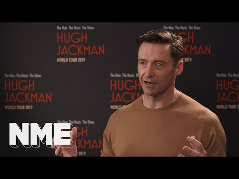 Hugh Jackman on his new World Tour