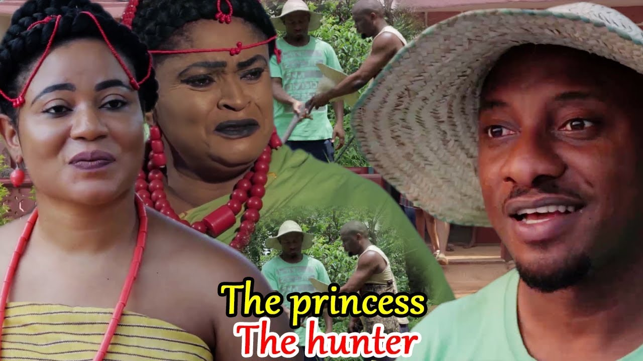 Download The Princess & The Hunter 1&2 - Yul Edochie 2018 Latest Nigerian Nollywood Movie//African Movie