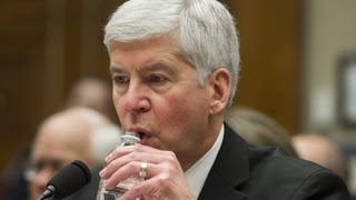 Rick Snyder Poisons Kids, Then Covers A**