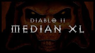 Diablo II: Median Xl - Некромант