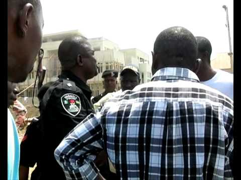 INEC  Parliamentary Elections Mayhem of Saturday April 2 2011