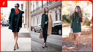 How to Wear Emerald Green Outfits