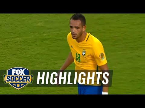 Brazil vs. Haiti | 2016 Copa America Highlights