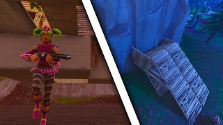 FORTNITE GLITCH - GET FULLY UNDER PLEASANT PARK USING THIS FORTNITE GLITCH ( Fortnite Glitches )