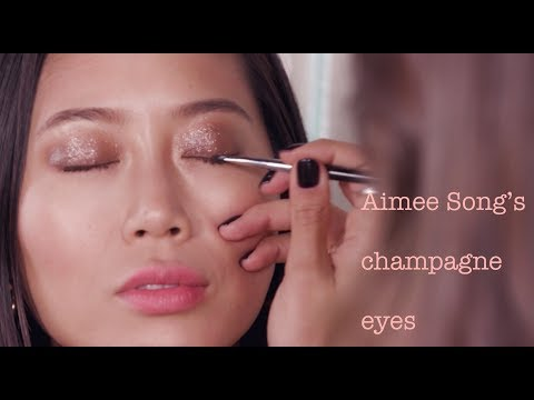 AIMEE SONGS CHAMPAGNE EYES