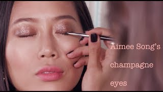 AIMEE SONG'S CHAMPAGNE EYES