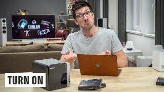 NAS-System: Alex will den schnellsten Speicher mit Thunderbolt 3 bauen – TURN ON Tech