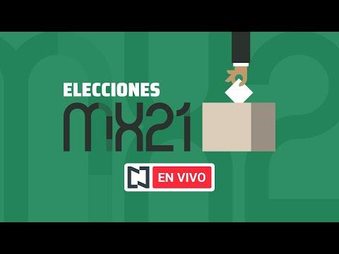 En vivo: Elecciones 2021 en México