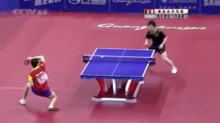 Ma Long vs Kenta Matsudaira[Asian Games Guangzhou 2010]