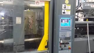 300 Ton Battenfeld Injection Molding Machine Model BA 2700/1200