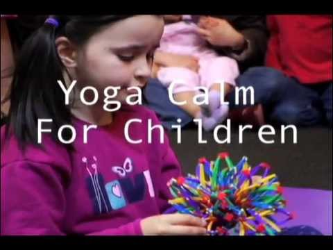 Yoga Calm for Children - Kids Demo