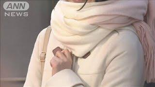 関東で今季一番の寒い朝 日中は3月並みの陽気(20/01/03)