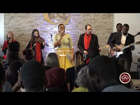 Nadège Mbuma - Tu Es Plus Grand - CAD 2019