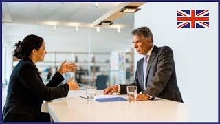 Business English conversation | Sales meeting