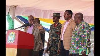 Baada ya agizo la Rais Magufuli hiki ndicho kinaendelea Sumbawanga - Uchumi zone