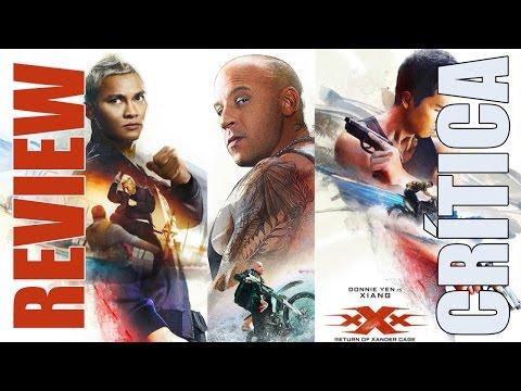xXx: Reactivado - CRÍTICA - REVIEW - OPINIÓN - John Doe - HD - Vin Diesel - Samuel L. Jackson
