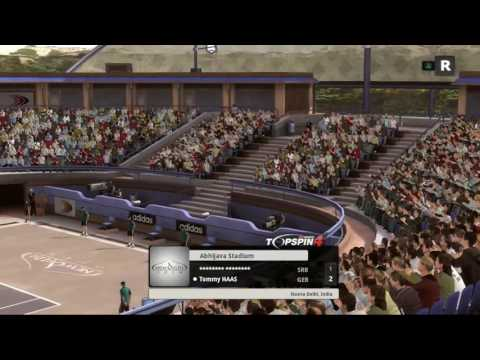 Final Metz  Tommy Haas vs Gipsy Kings