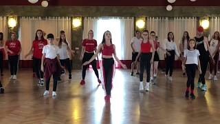 Make me Feel (Edx Dubai SKyline Remix) - Janelle Monae | Katarzyna Nowakowska | JDC Dance Studio