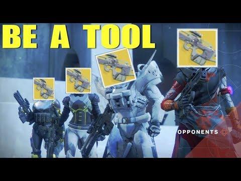 Trials of the Nine - Magnificent MIDA Multi-tool Meta