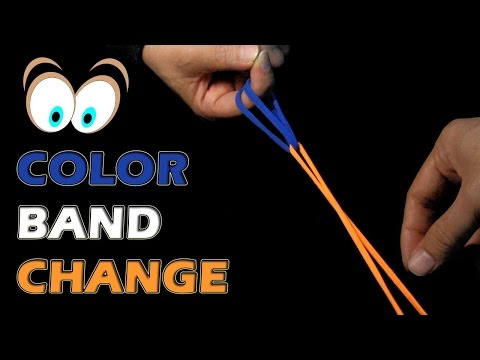 WORLD EASIEST TRICK for beguinners 👌 - A very amazing effect tutorial - Color Band Change