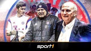 Dauerbrenner Gerland: Darum ist Bayerns Assistenz-Dino Gold wert | SPORT1