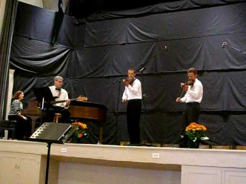 Organge Blossom, The Nordin brothers and Robert Bi...