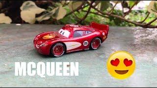 MATTEL DISNEY CARS RARE Lighting McQueen!