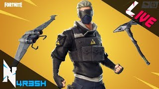 Fortnite! 🔴 LIVE #72 - Tamil Gaming - Squads with SUBS :D