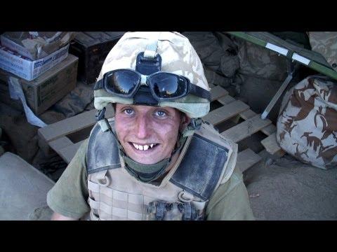 Footage Of British Troops In Afghanistan (HDV)